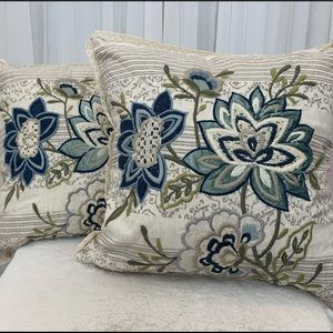 Pier 1 Accents - 💗SOLD💗 NWT Bundle Pier One Decor Throw Pillows